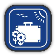 Department für Fortfahrerei Logo